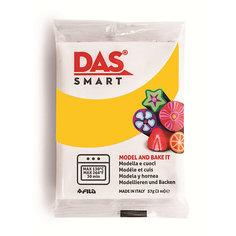 Полимерная паста для запекания DAS SMART 57 гр, желтая