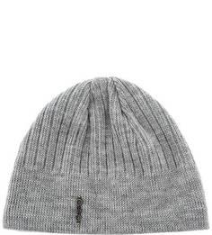 Серая трикотажная шапка с подкладкой Capo