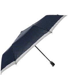 Складной зонт с куполом в клетку Doppler