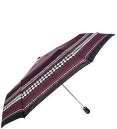 Фиолетовый складной зонт Doppler