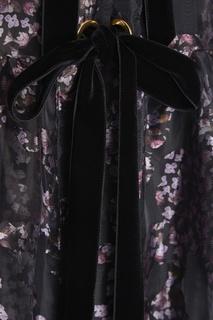 Платье с принтом Mother of Pearl