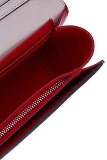 Кожаная сумка Paloma Сlutch Christian Louboutin