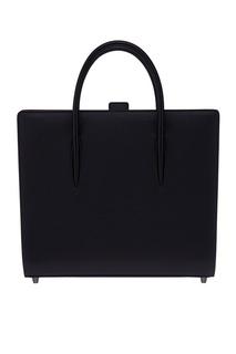 Кожаная сумка Paloma Large Christian Louboutin