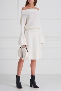 Шерстяное платье Aquilano.Rimondi