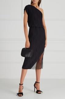 Плиссированное платье Alexander Wang