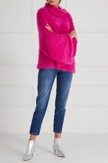 Однотонный свитер Aquilano.Rimondi