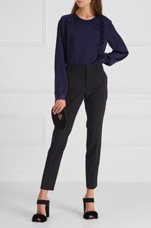 Шелковая блузка Aquilano.Rimondi
