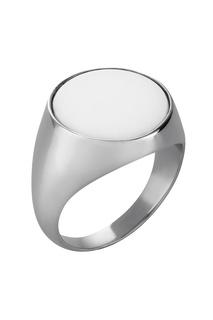 Серебряное кольцо-печатка с агатом Avgvst by Natalia Bryantseva