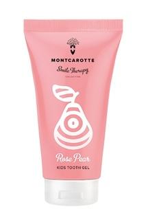 Детский зубной гель «Розовая Груша» Mont Carotte
