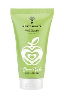 Детский зубной гель «Зеленое Яблоко» Mont Carotte
