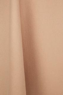 Однотонная юбка из шерсти Miu Miu