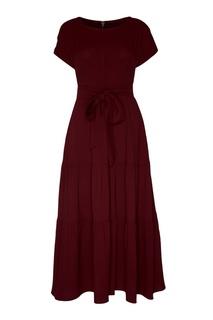 Платье-миди с поясом Max Mara Weekend