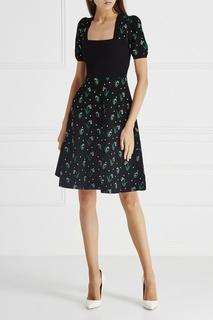 Трикотажное платье Valentino
