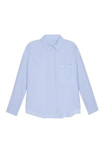 Хлопковая рубашка голубая I Am Studio