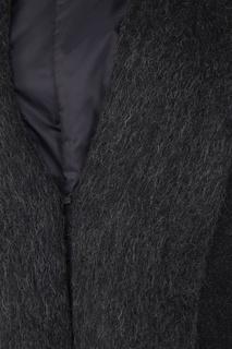 Меланжевое пальто Freshblood