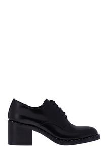 Кожаные ботинки с заклепками Why Not Ash
