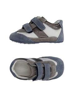 Низкие кеды и кроссовки Tods Junior