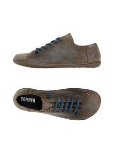 Низкие кеды и кроссовки Camper