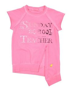 Толстовка Sunday School Teacher