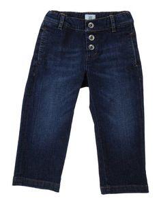 Джинсовые брюки Mauro Grifoni Kids