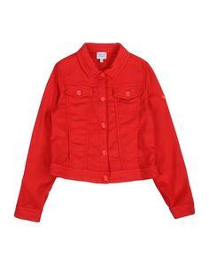 Джинсовая верхняя одежда Armani Junior