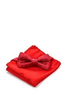 Комплект галстук и носовой платок Piazza Italia