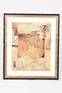 """Постер """"Карта"""" F.A.L"""