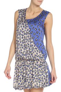 Полуприлегающее платье на резинке Tru Trussardi
