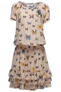 Платье длинное Blumarine