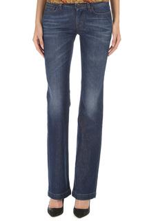 Прямые джинсы с карманами DOLCE & GABBANA