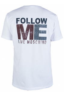 Футболка Moschino Love