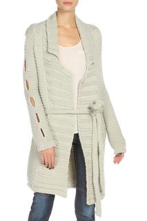 Пальто вязаное John Richmond