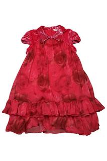 Платье, митенки Miss Blumarine