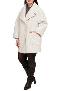 Демисезонное пальто с широкими рукавами Terra