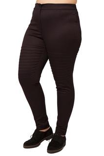 Зауженные брюки без карманов Terra