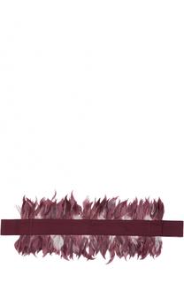 Пояс с декоративной отделкой sara roka