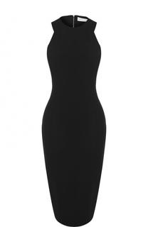 Платье-футляр без рукавов Victoria Beckham