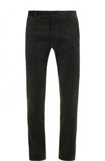 Хлопковые брюки прямого кроя Polo Ralph Lauren