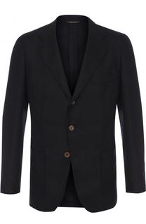 Однобортный кашемировый пиджак Loro Piana