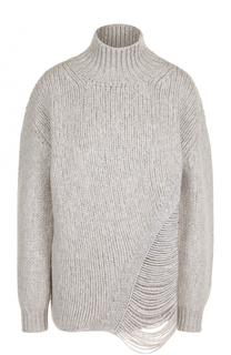 Шерстяной свитер свободного кроя Iro