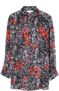 Блуза свободного кроя с принтом Iro