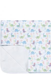 Хлопковое одеяло с принтом Kissy Kissy