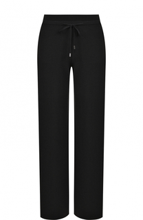 Широкие кашемировые брюки с карманами Loro Piana