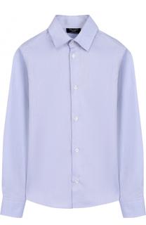 Хлопковая рубашка Dal Lago
