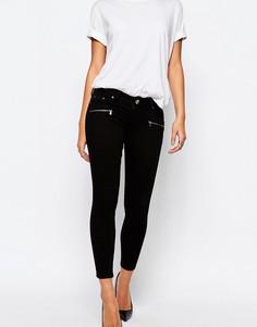 Ультразауженные джинсы River Island Cara - Черный