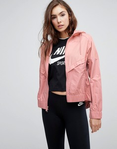 Куртка Nike Windrunner - Розовый
