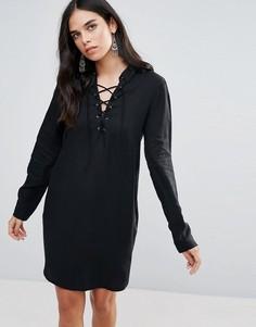 Свободное платье Vero Moda - Черный