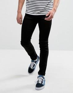 Зауженные джинсы Carhartt WIP Trevor - Черный