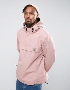 Розовая куртка через голову Carhartt WIP Nimbus - Розовый