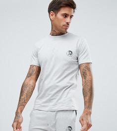 Облегающая футболка Diesel Jake - Серый